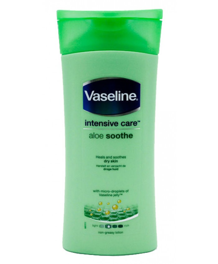 Vaseline Lotion Aloe Fresh 200ML