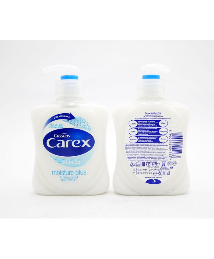Carex Antibac Hand Wash Moisture Plus 250ml