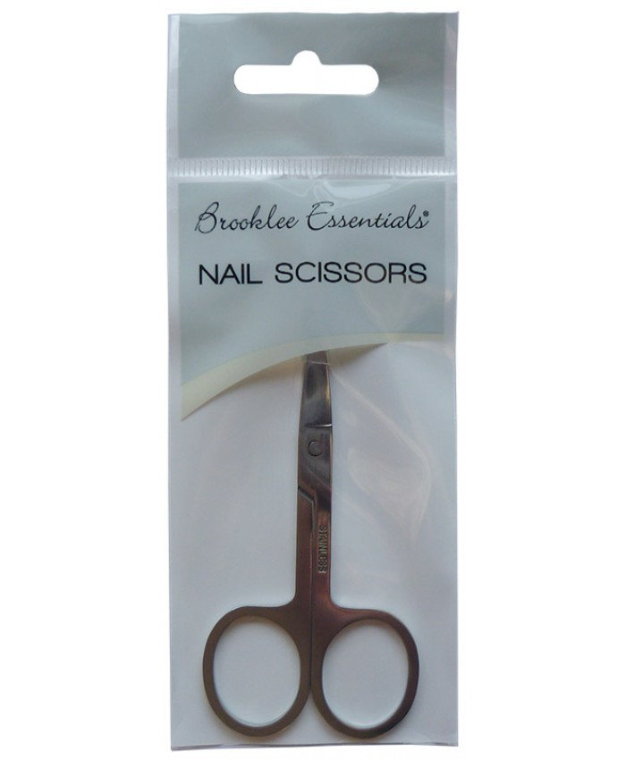 Curved Nail Scissors