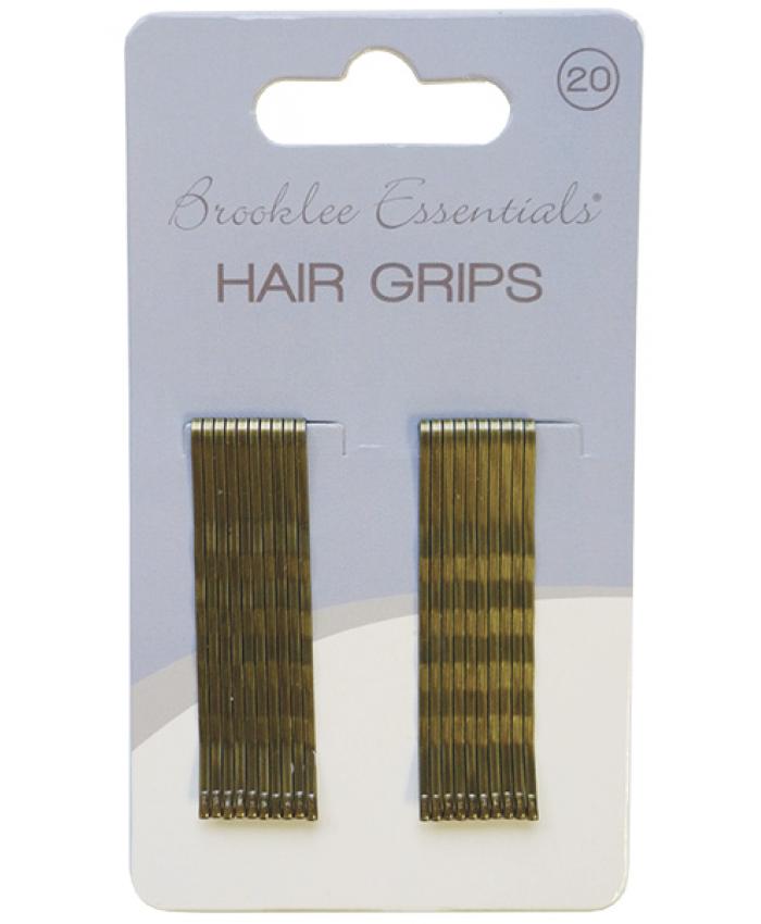 Hair Grips-20 per card