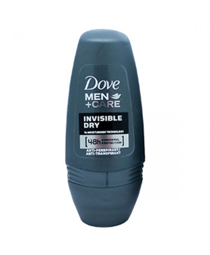 Dove Roll On Deodorant Dry Invisible Men 50ML