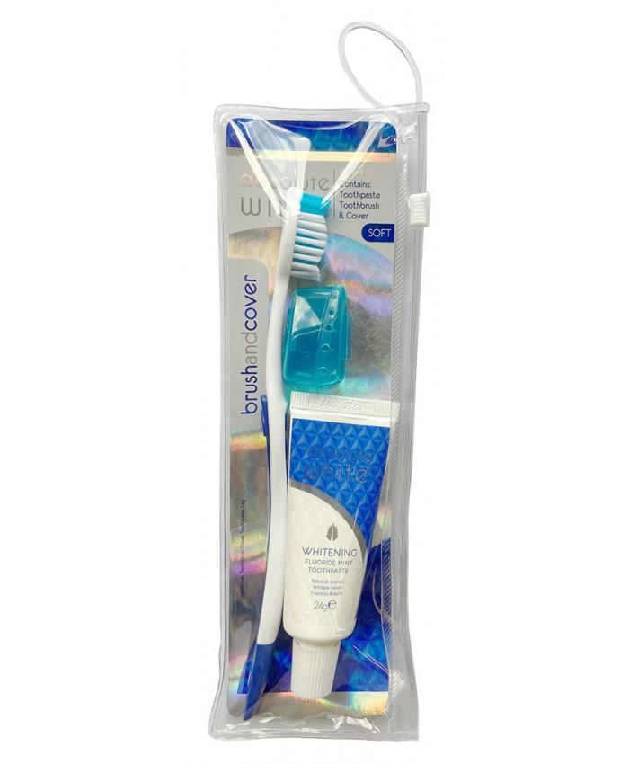 Absolute Toothbrush & Paste Travel Kit