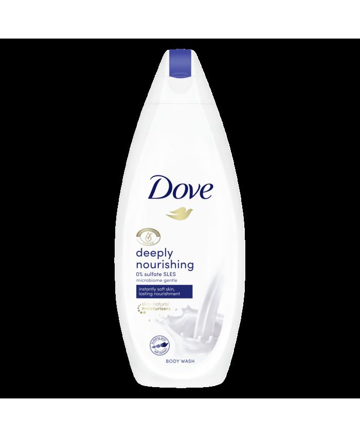 Dove Body Wash Deeply Nourishing 225ML