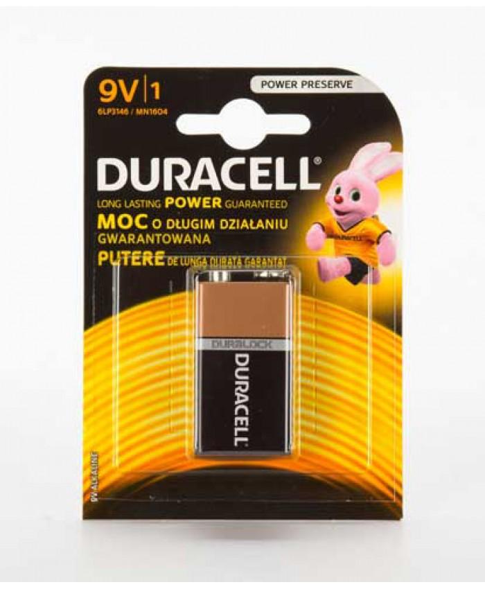 Duracell Batteries 9V