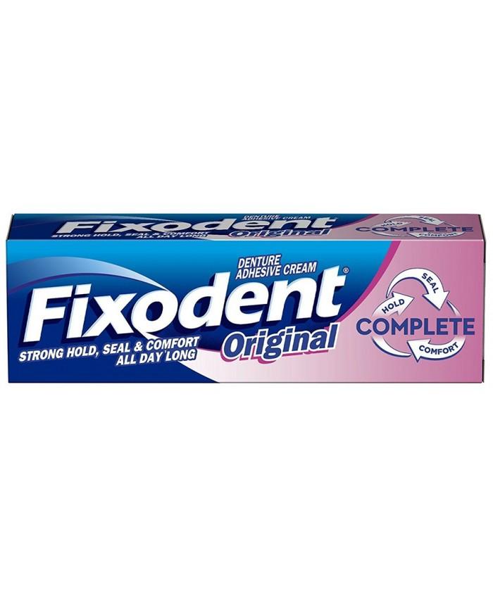 Fixodent Cream Complete Original 47G