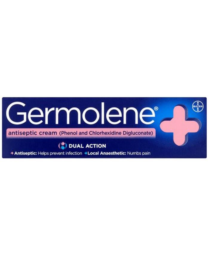 Germolene Antiseptic Dual Action Cream 30g