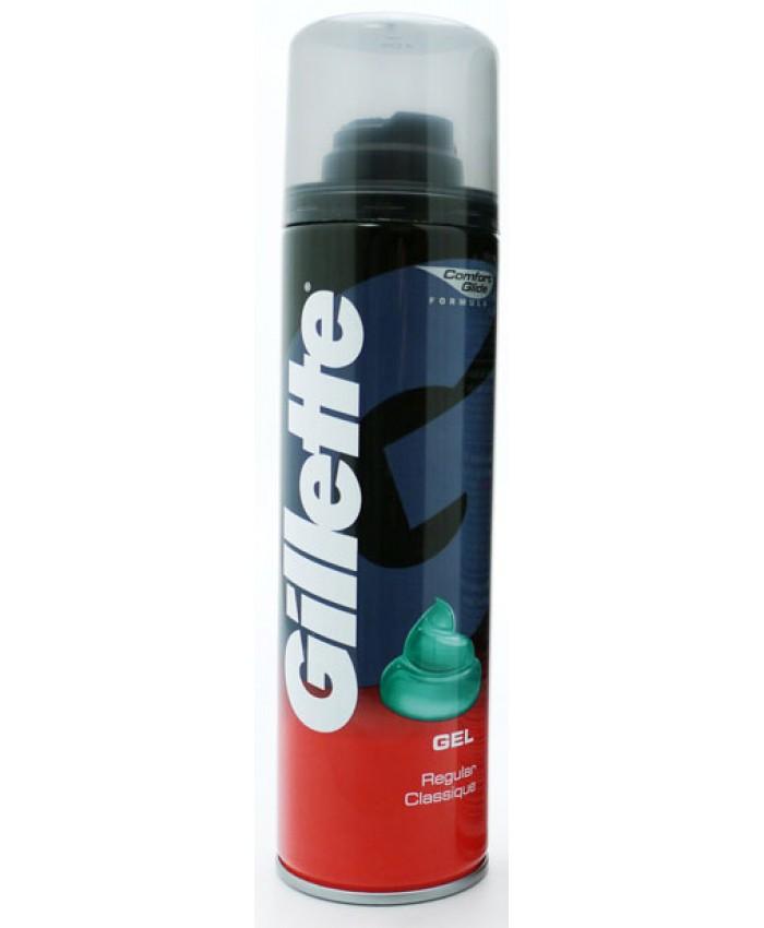 Gillette Shave Gel Sensitive 200ML