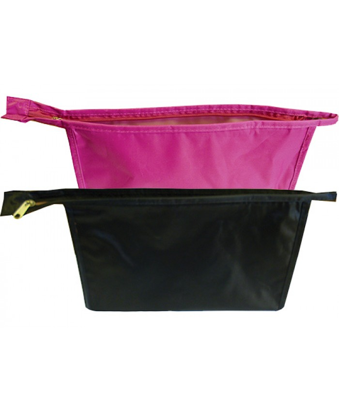 Toiletry/Wash Bags (Sold in 12's)